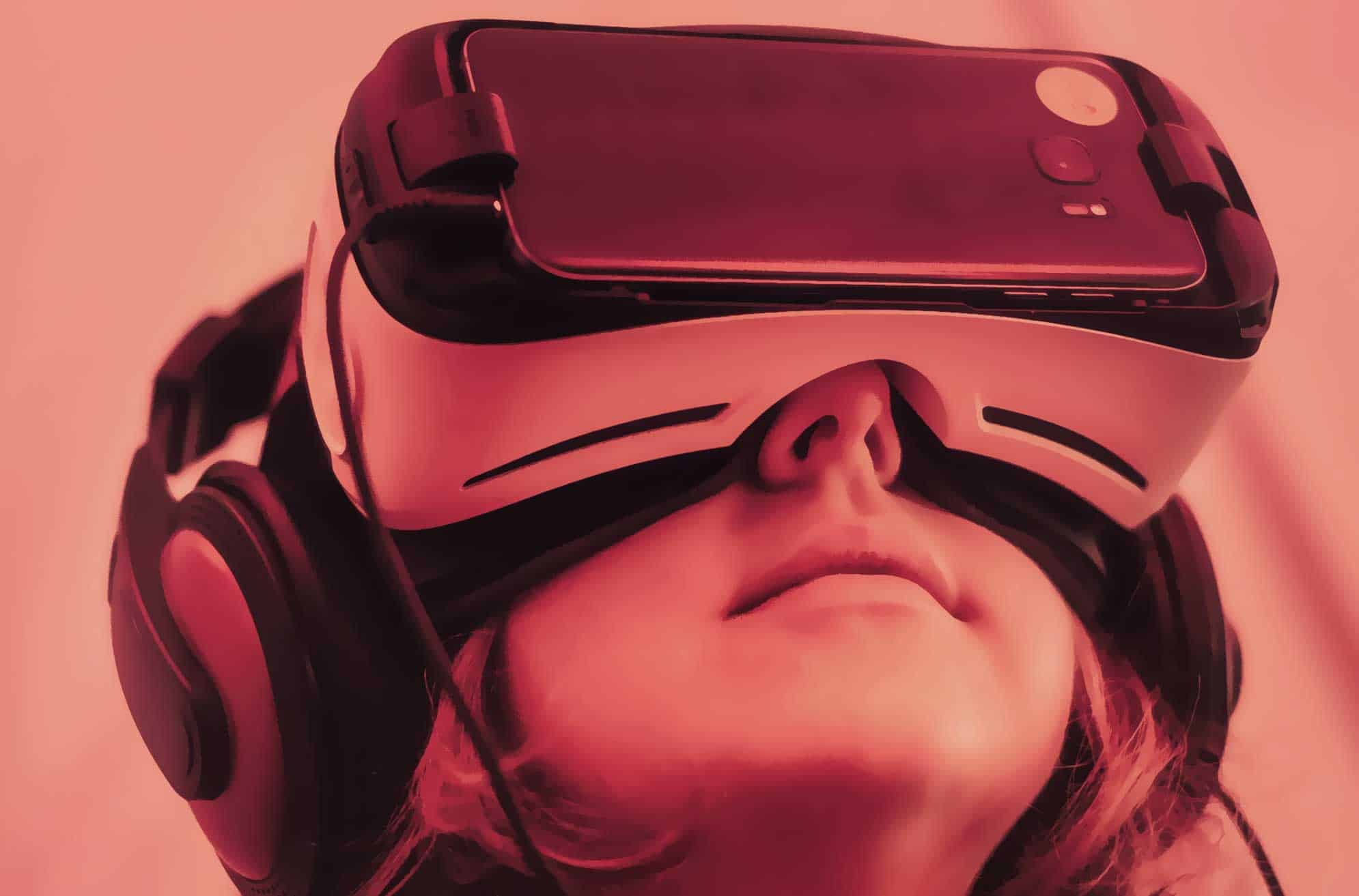 virtual reality in businesses today