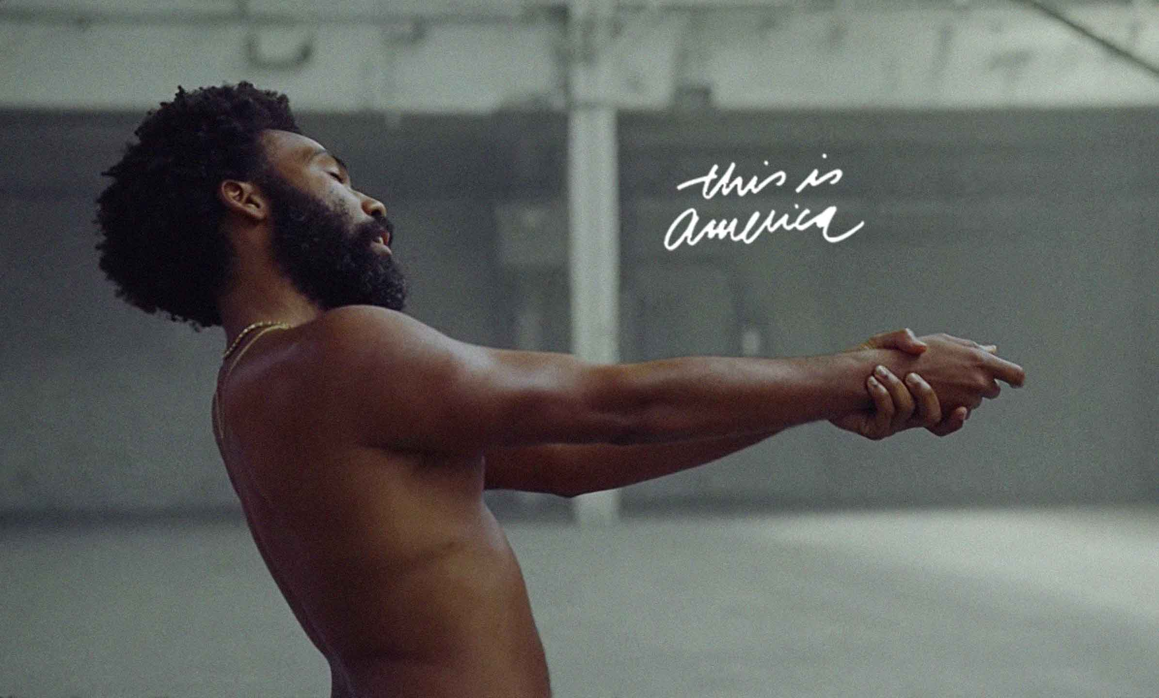 This is America music video review
