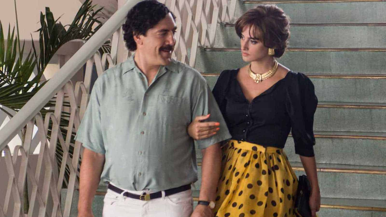 Loving Pablo Escobar film review